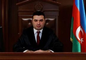 Судебно-правовой совет вынес решение в отношении судьи, обвиняемого в убийстве жены