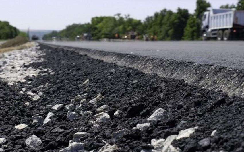 Bu il Azərbaycanda asfalt istehsalı 2,2 dəfə artıb