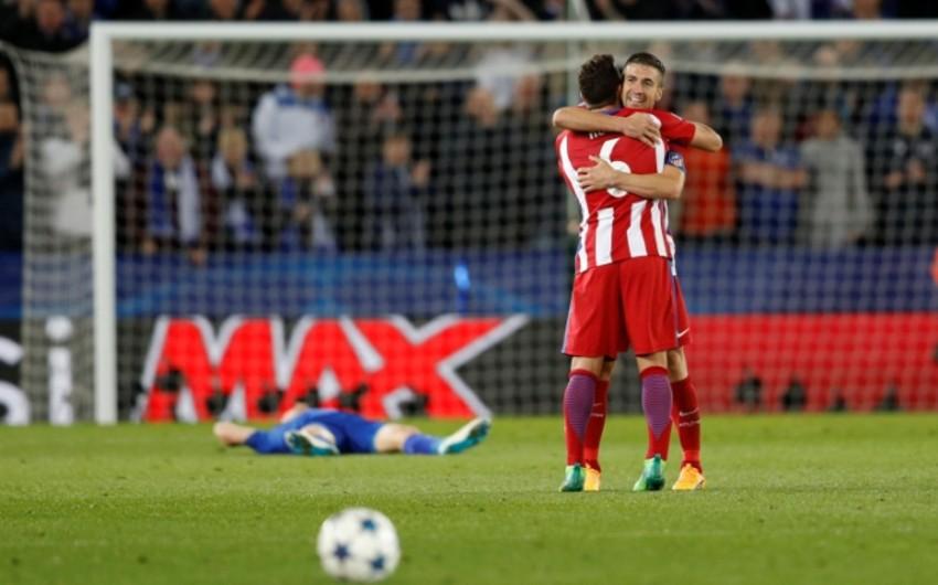 Атлетико стал первым полуфиналистом Лиги чемпионов УЕФА - ВИДЕО