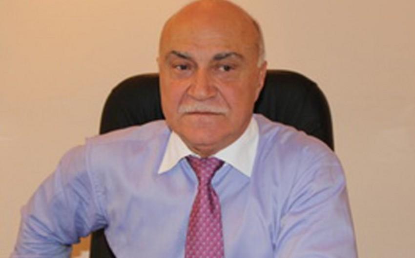 Azərbaycan Prezidenti Valeh Ələsgərovu təltif edib