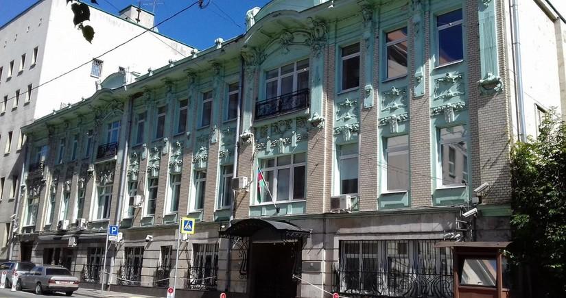 Посольство Азербайджана в России: Зачинщики этой провокации будут наказаны