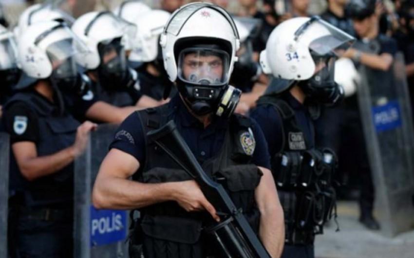 Nazir: Son 4 ildə Türkiyədə 33 minə yaxın polis işdən çıxarılıb