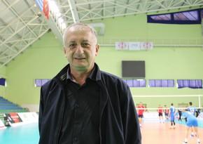 "GVF prezidenti: ""Azərbaycan yığmasında perspektivli voleybolçular var"""