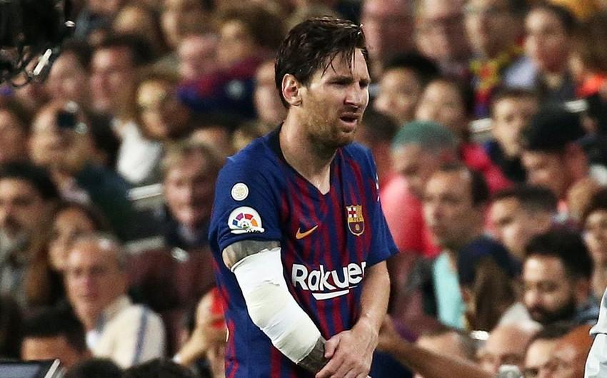 Lionel Messi məşqlərə başlayıb  - FOTO