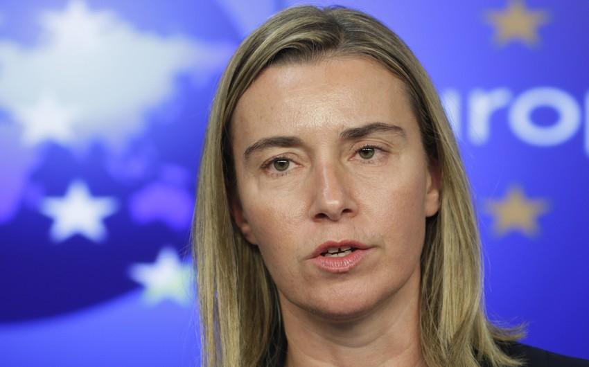 Federika Mogerini: Avropa Qonşuluq Siyasəti Rusiyanın maraqlarına qarşı yönəlməyib