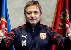Draqan Stoykoviç millimizin yer aldığı qrupu dəyərləndirdi