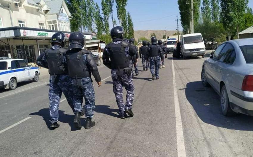 Qırğızıstan xüsusi təyinatlıları  -