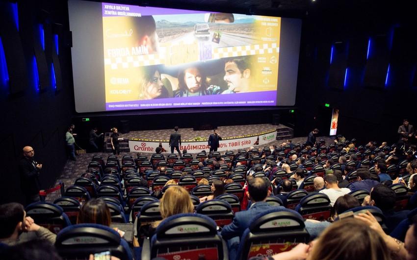 """CinemaPlus-da """"Taksi Liza"""" filminin təqdimatı keçirilib"""