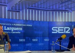Перес: Я не видел агрессии больше той, чем шла от главы УЕФА