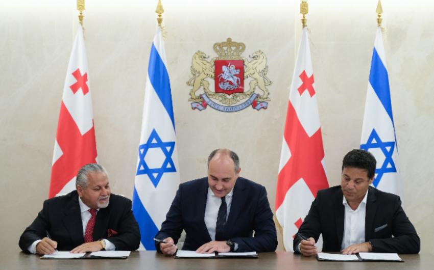 Gürcüstan İsraillə birgə avtomat istehsal edəcək