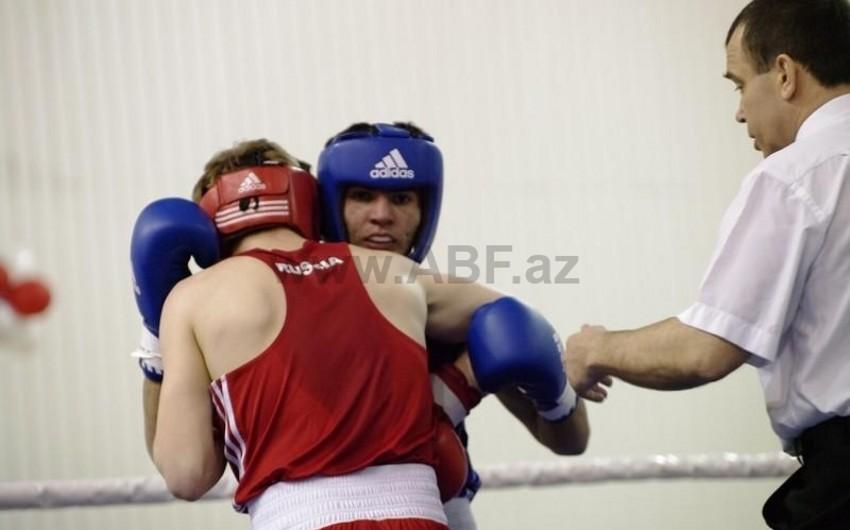 Azərbaycanlı boksçular Rusiyada uğursuz çıxış edib