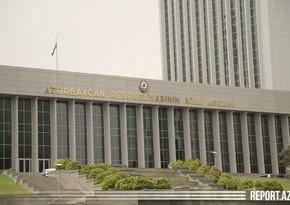 Parlamentin Hesablayıcı komissiyasına katib seçilib