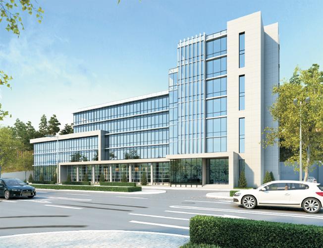 SOCAR-ın Neftqaztikinti Trestinin yeni inzibati binası istifadəyə verilib