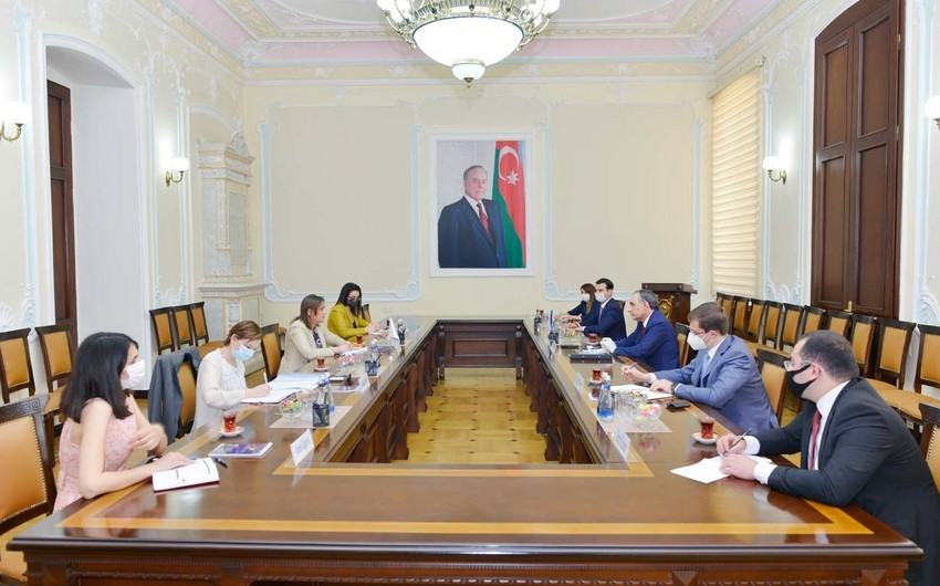 Prosecutor General meets with ICRC Head