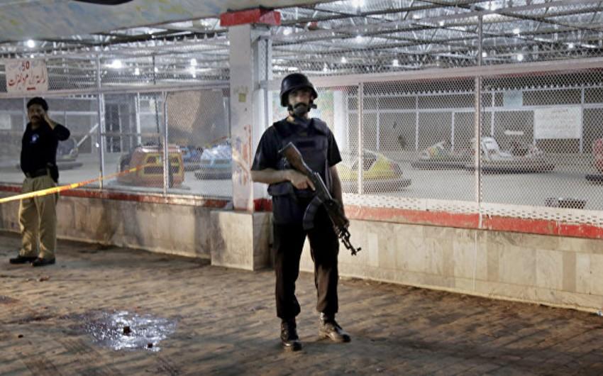 Pakistanda terror aktı nəticəsində 16 nəfər ölüb, 82 nəfər yaralanıb