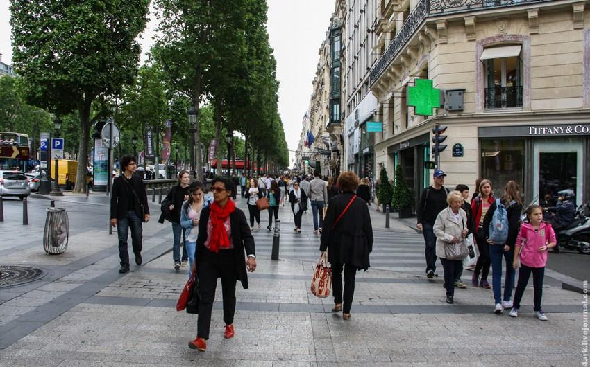 В Баку расширят пешеходные зоны