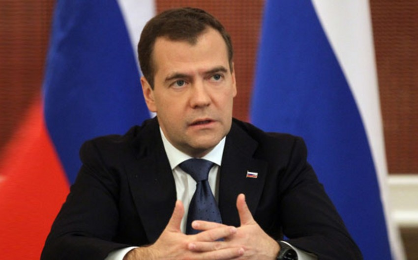 Medvedev: A number of countries try to suppress Russian economy