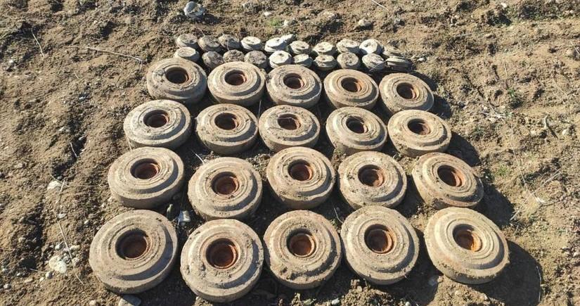 Kolumbiya mətbuatı ermənilərin Qarabağda basdırdığı minalardan yazıb