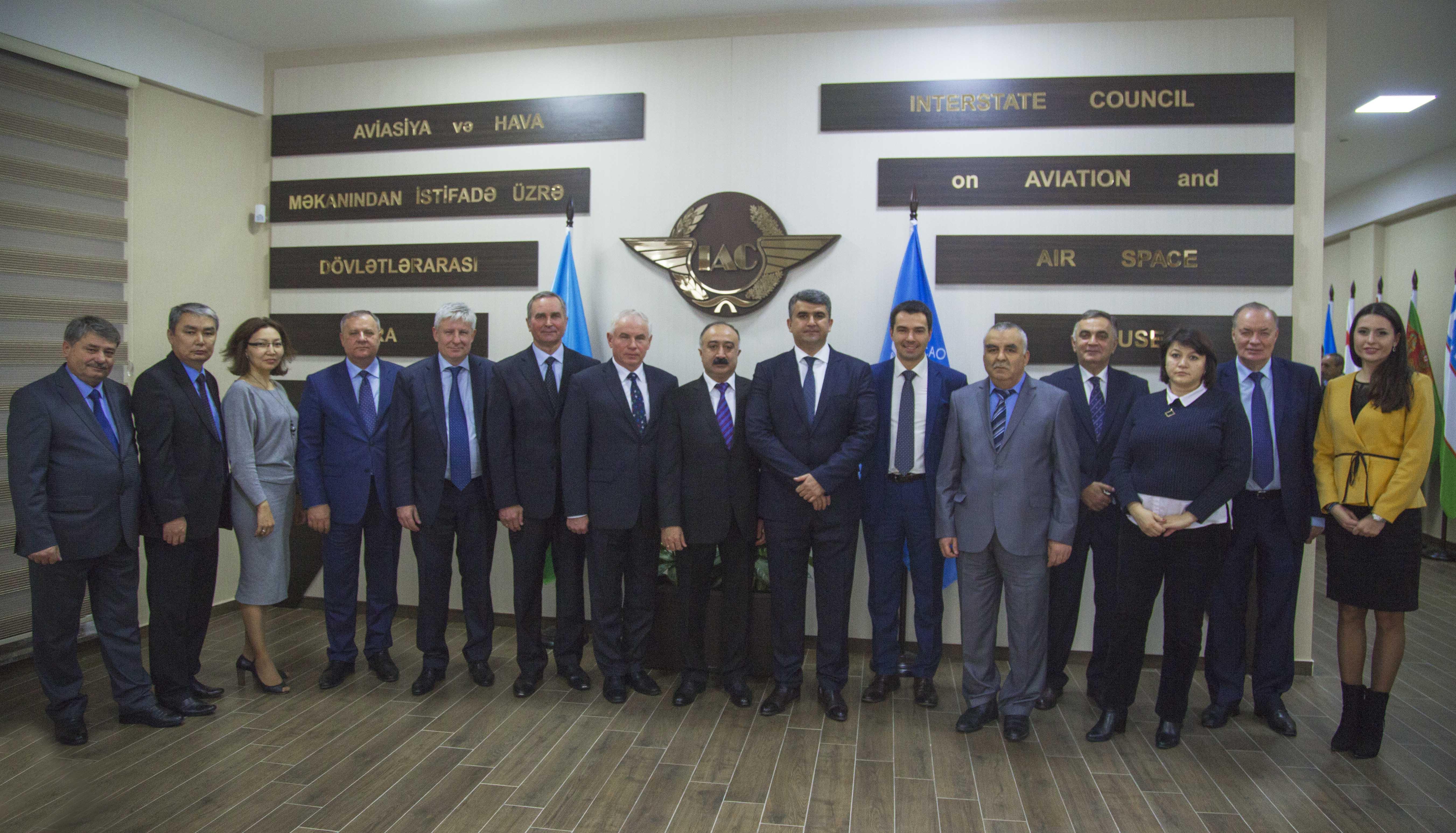 В Баку состоялась конференция Совета по авиации и использованию воздушного пространства