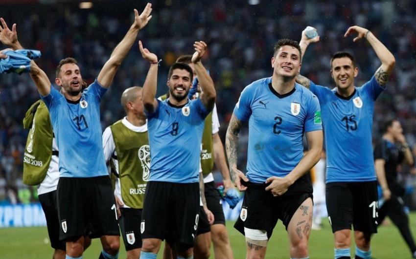 Уругвай разгромил Эквадор в матче Кубка Америки