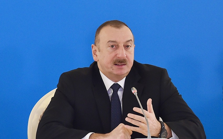 Azerbaijani President: Work on SGC project has entered a crucial stage