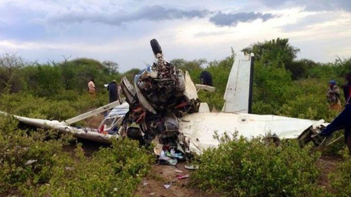 Два человека погибли при крушении легкого самолета в Болгарии