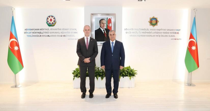 Глава СГБ: Поездки на подконтрольные российским миротворцам территории возможны только из Азербайджана