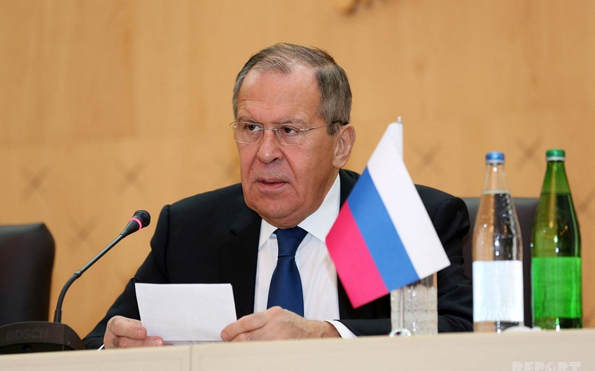 Lavrov: Moscow expects outcome of the meeting between Azerbaijani and Armenian Foreign Ministers in Bratislava