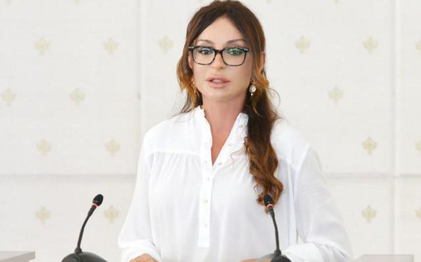 Mehriban Aliyeva offers her condolences to President and people of France