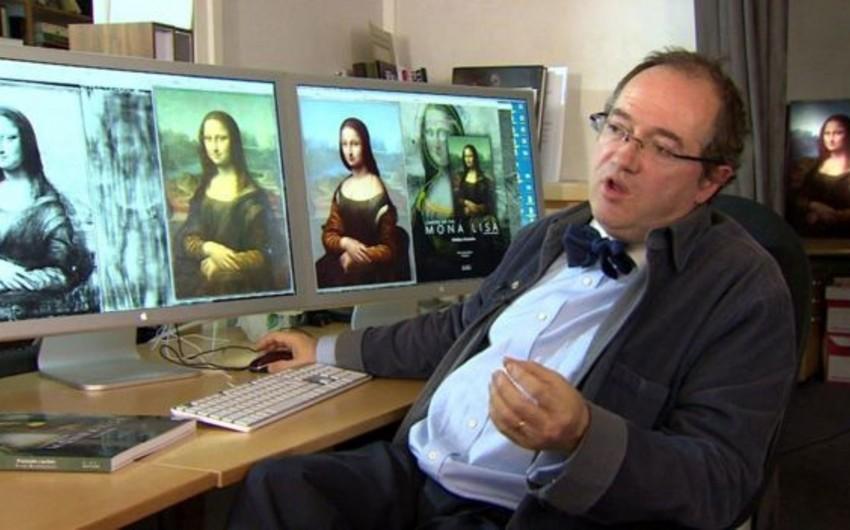 Mona Liza şəklinin altında gizli portret aşkarlanıb
