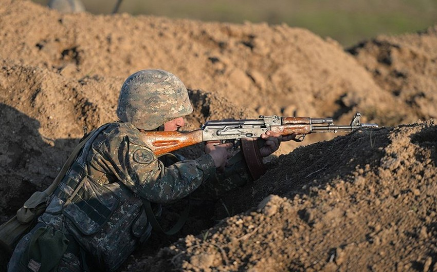 Armenians violated ceasefire 146 times using grenade launchers and mortars