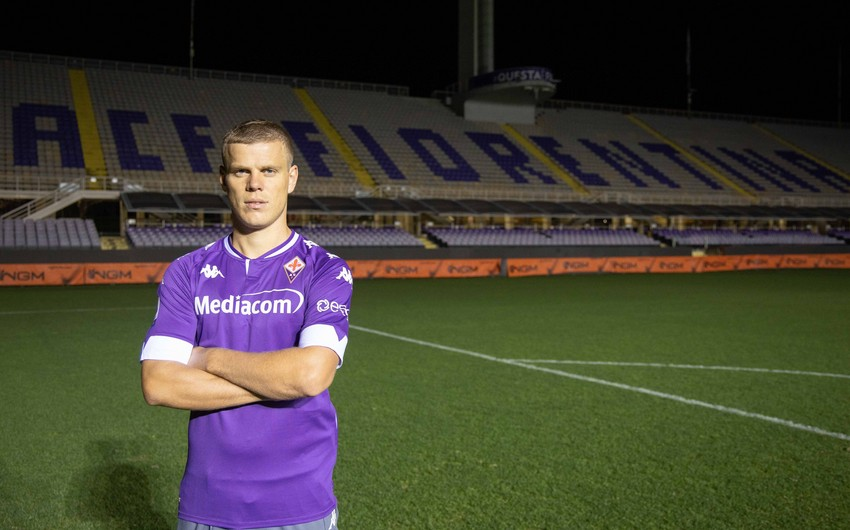 Fiorentina signs contract with Spartak's Kokorin