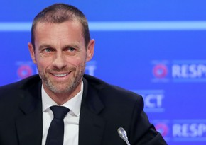 UEFA President: Everyone showed solidarity during pandemic