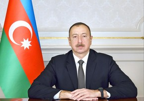 Ilham Aliyev sends letter to Donald Trump