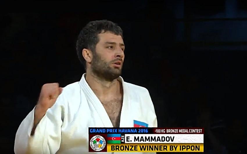 Azərbaycan cüdo üzrə Kuba Qran-Prisini 3 medalla başa vurub
