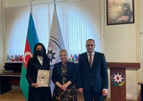 Ombudsman Bolqarıstan rəsmisini Ermənistan cinayətləri ilə bağlı məlumatlandırıb