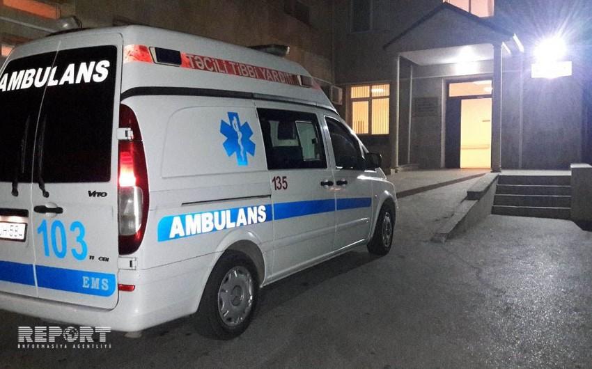 Salyanda yol qəzasında 3 nəfər xəsarət alıb - YENİLƏNİB