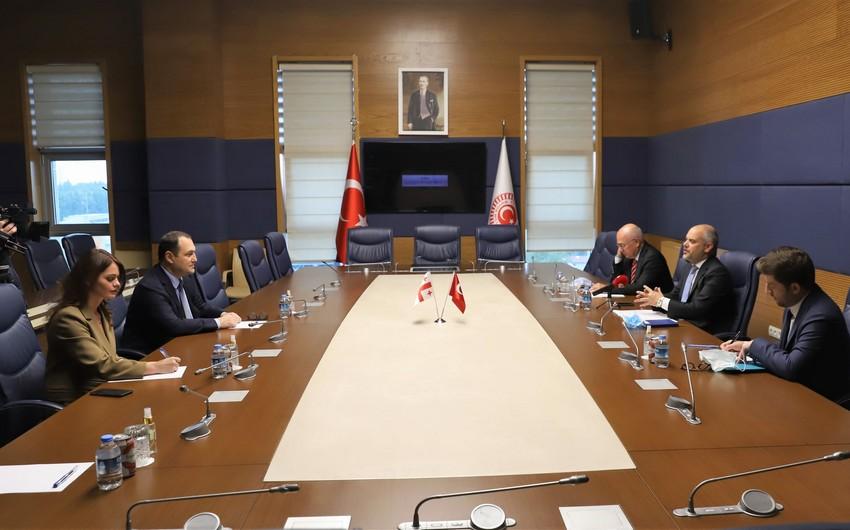 Azərbaycan, Türkiyə və Gürcüstan parlamentlərinin Xarici əlaqələr komitələrinin iclası keçiriləcək