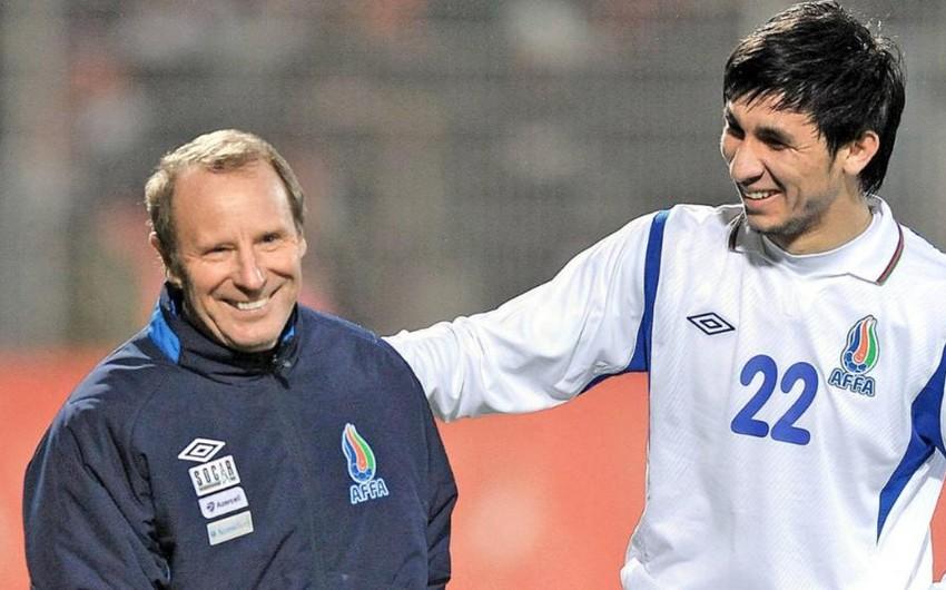 Берти Фогтс: 5-6 футболистов из Азербайджана могут выступать в Бундеслиге или Премьер-лиге - ИНТЕРВЬЮ