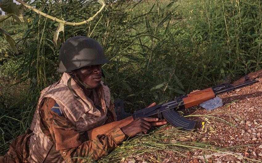 Burkino Fasoda 146 terrorçu zərərsizləşdirilib