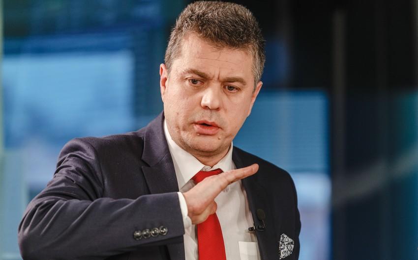 Estoniya XİN başçısı cəbhədəki vəziyyətlə bağlı açıqlama yaydı