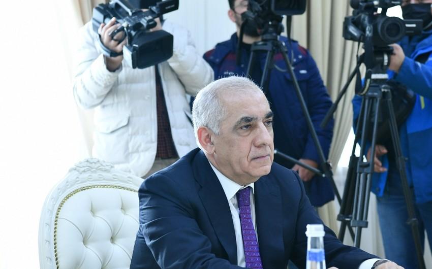 """Əli Əsədov: """"Azərbaycan-Gürcüstan münasibətlərinin inkişafı üçün böyük potensial var"""""""
