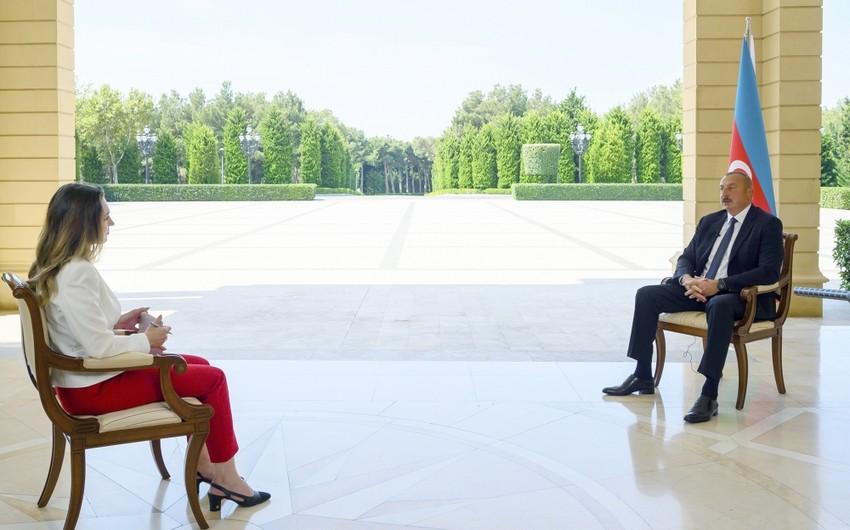 Prezident: Son 18 il ərzində həm Türkiyə, həm Azərbaycan tərəfindən vahid siyasət formalaşdırılıb
