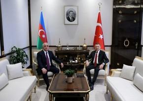 Azerbaijani PM sends letter to Vice President of Turkey