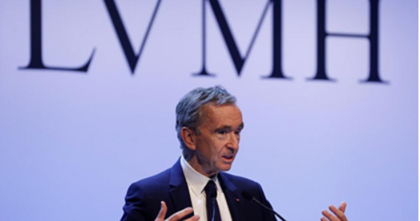 Глава Louis Vuitton за неделю разбогател на 8 млрд долларов