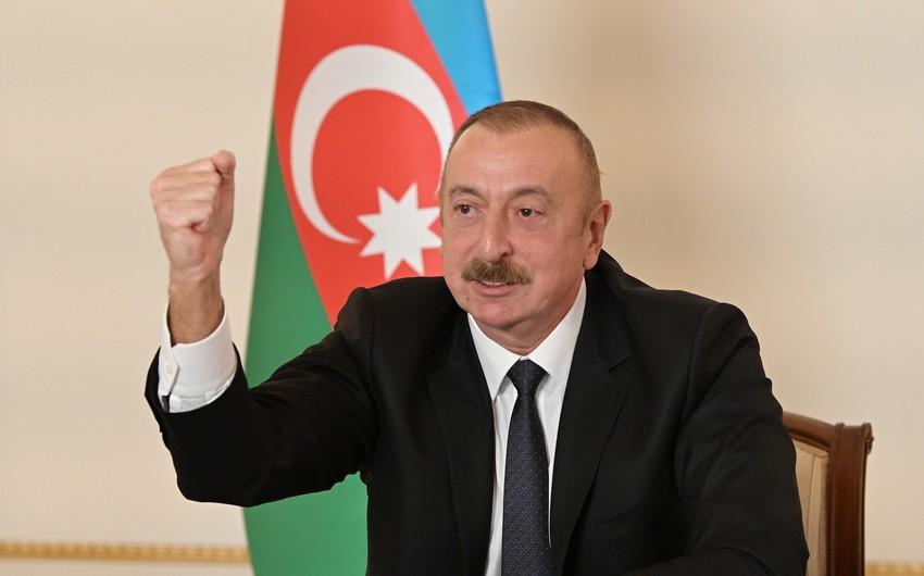 Prezident İlham Əliyevin doğum günüdür