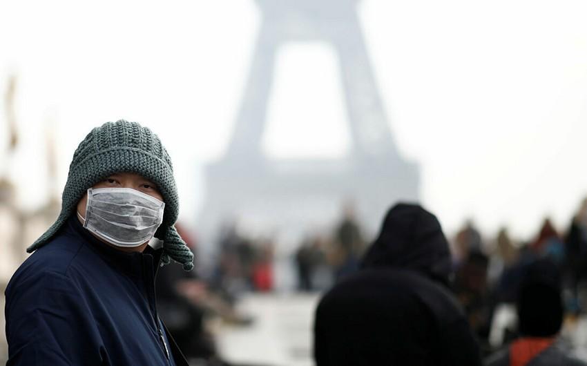 Fransada ilk dəfə gənc koronavirusdan ölüb