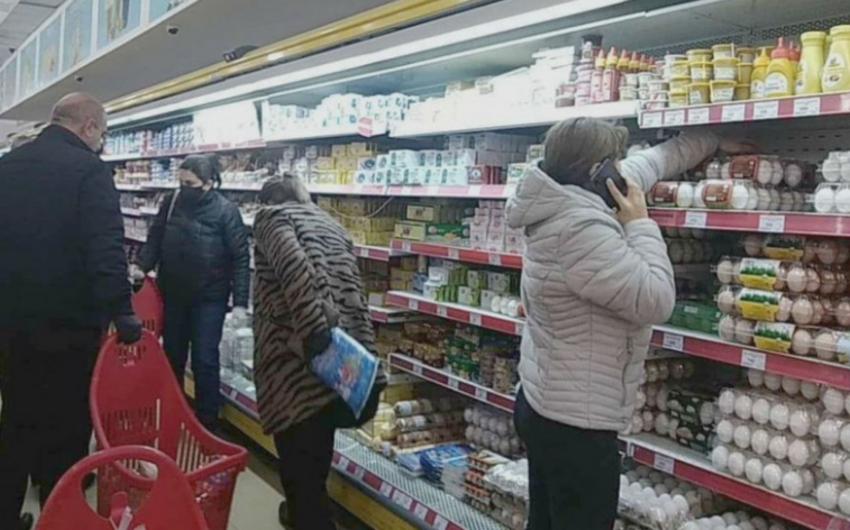 Ermənistanda ərzaq məhsulları kəskin bahalaşdı