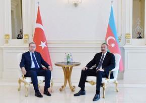 President: Azerbaijan has always stood by Turkey