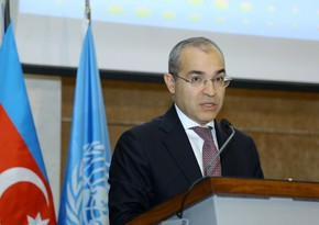 Mikayil Jabbarov: Work towards Sustainable Development Goals is underway